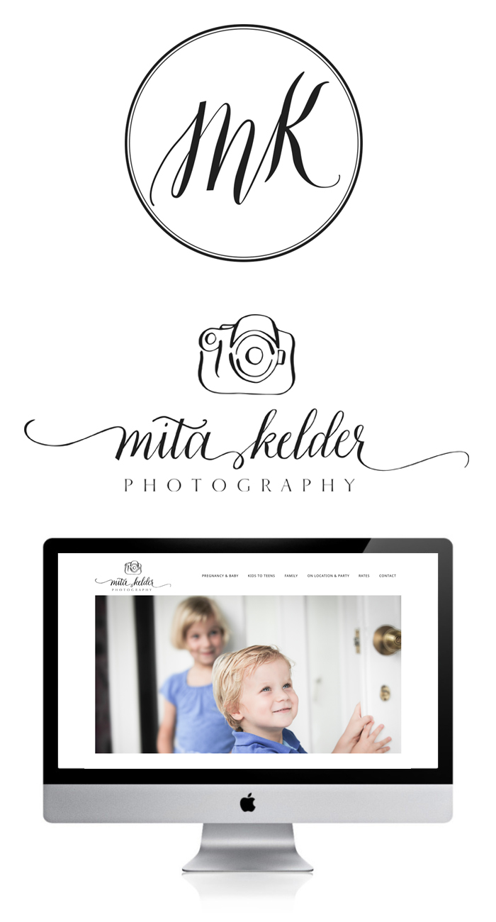 Mita Kelder Logo via Happy Hands Project