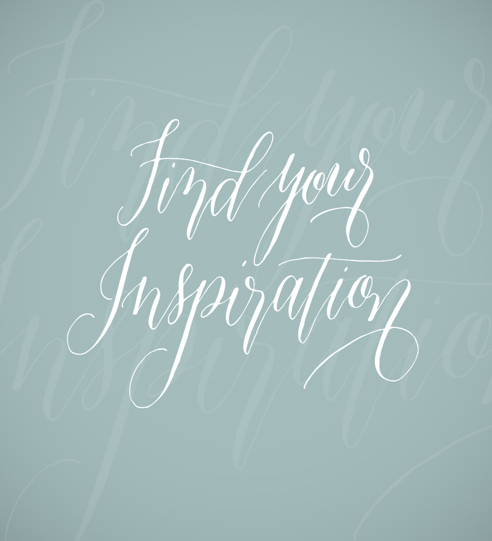 Find Your Inspiration via Happy Hands Project