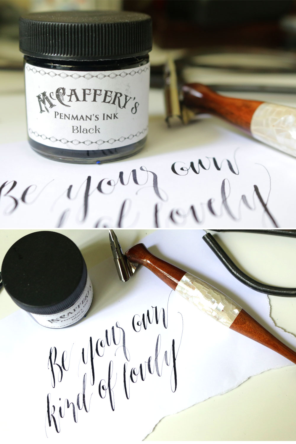 McCaffery's Ink Review via Happy Hands Project
