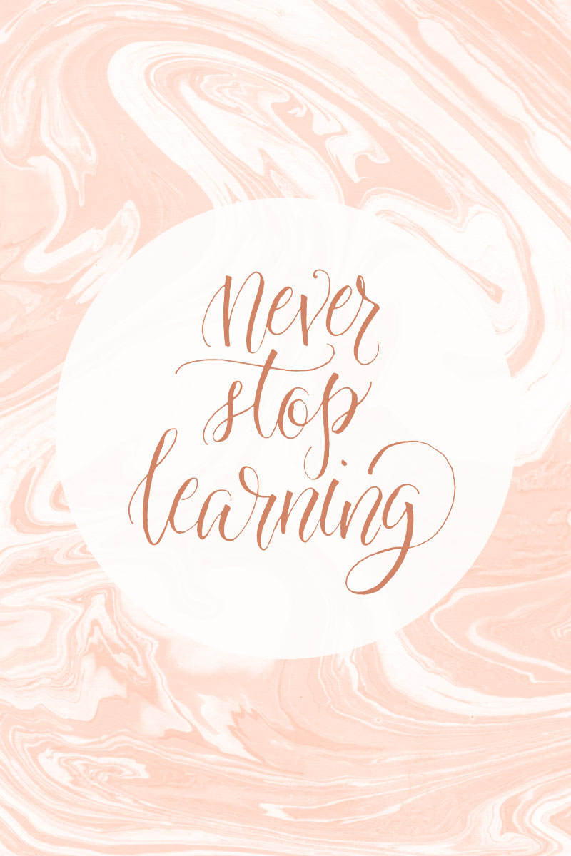 Never Stop Learning via Happy Hands Project
